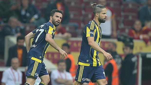 Gökhan ve Diego birbirine girdi