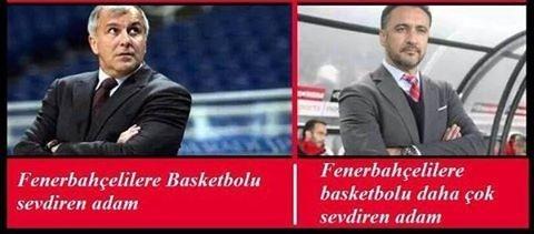 Fenerbahçe Real Madrid'i yendi, capsler patladı