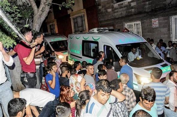 Gaziantep Saldırısı Gün Ağarınca Anlaşıldı