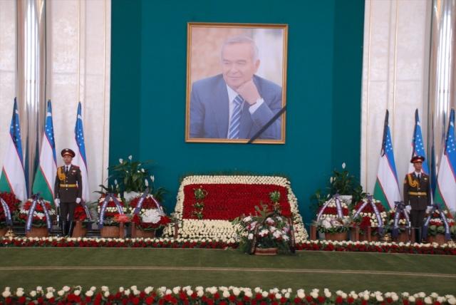 Özbekistan Cumhurbaşkanı Kerimov'un Vefatı