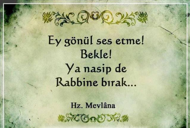 Doğumunun 809. Yılında, Mevlana Celaleddin Rumi' nin Yaşamınıza Yön Verecek Sözleri