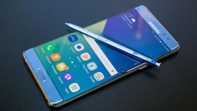 Samsung: Soran Olursa Battı Dersiniz! Note 7 Üretimi Durduruldu!