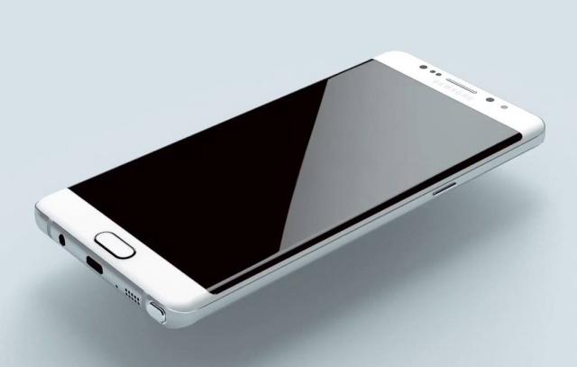 Samsung Olaylı Telefon Note 7'leri Hurda Haline Getirecek
