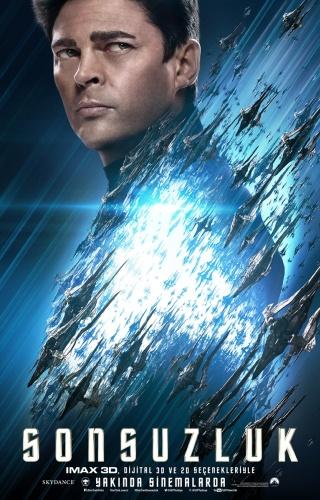 Star Trek Sonsuzluk Filmi Afişleri Yayımlandı