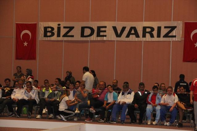 Özel Sporcular Bocce Türkiye Şampiyonası