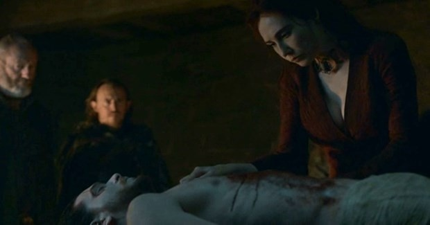 Jon Snow'un diriltilmesindeki detay ortaya çıktı