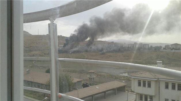 Cizre'deki Saldırıdan İlk Görüntüler
