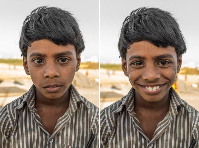 Bulaşıcı Olan En Güzel Şey! İşte Gülümsemenin Gücü!