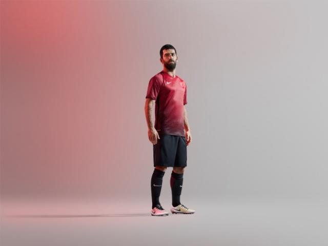 İşte A Milli Takımımızın Euro 2016 Formaları