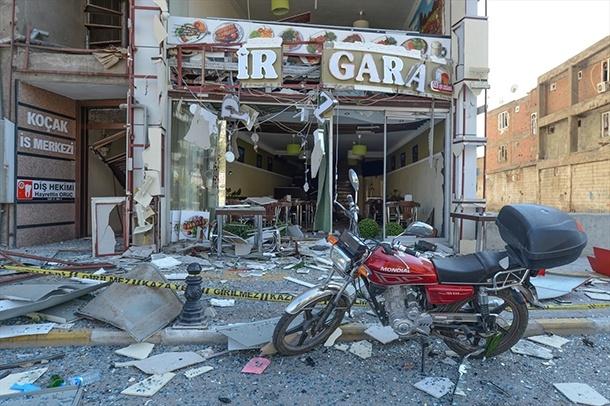 Van Saldırısında Zarar Gören İş Yerlerinin Son Hali