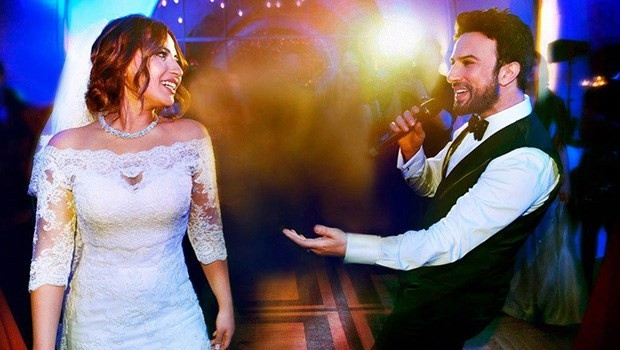 Tarkan'ın düğününden yeni fotoğraflar