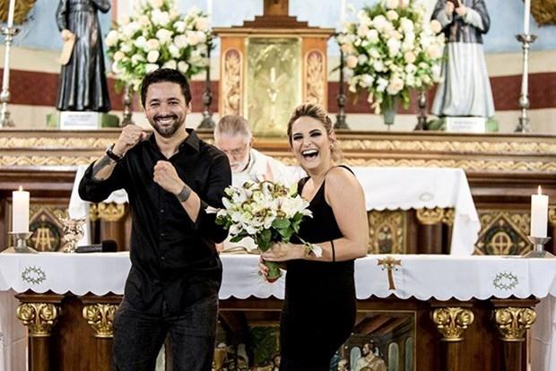 Evlilik teklifinin böylesi görülmedi