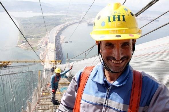 İzmit Körfez Köprüsü 10 gün içinde...