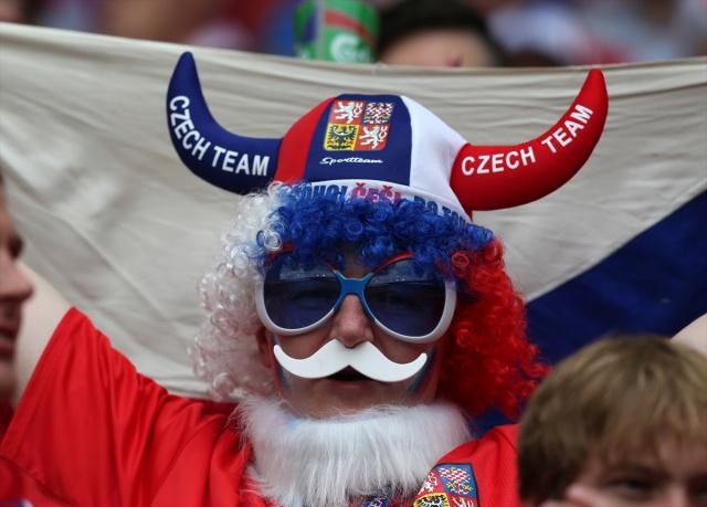 İspanya Çek Cumhuriyeti Maçından Görüntüler