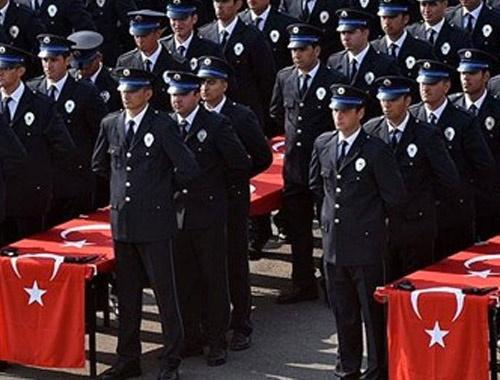 10 Bin Polis Alımı için Başvurular Sürüyor ! Kimler Polis Olabilir?
