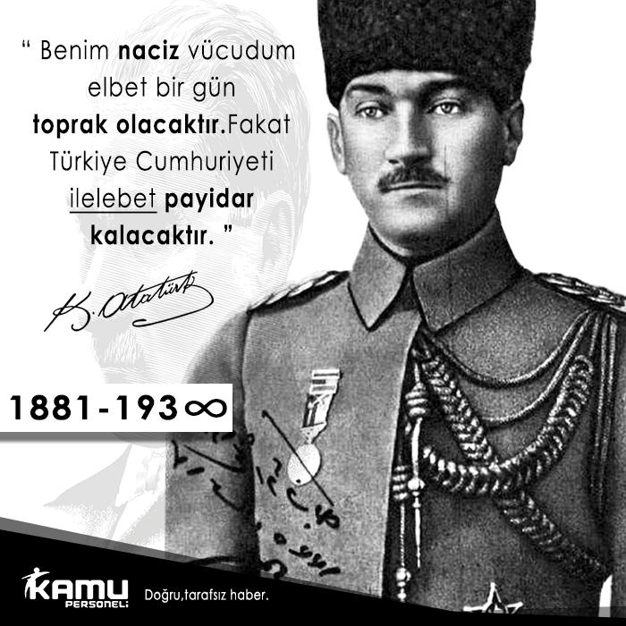 Dünya Liderlerinden Mustafa Kemal Atatürke Söylenen Gurur Verici Sözler: Minnettarız Paşam!