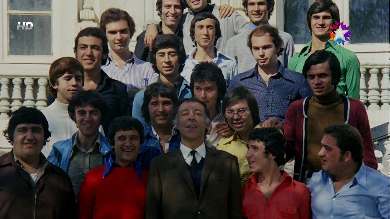 Türk Sinemasının Efsanesi Hababam Sınıfından Hafızalardan Silinmeyecek Fotoğraflar