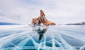 Buz Tutan Baykal Gölündeki Baloncuklara Nereden Ortaya Çıktı?
