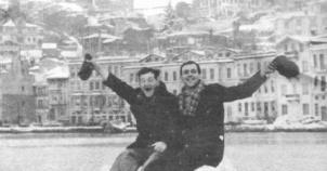 İstanbul'a 55 Gün Yağan Kardan Sonra Ortaya Çıkan Şaşırtıcı Manzaralar