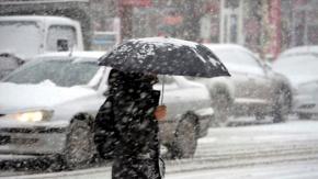 Doğu'dan Kar Yağışı Görüntüleri !