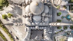 Mekan Bükme Tekniğiyle Fotoğraflanmış İstanbul Manzaraları