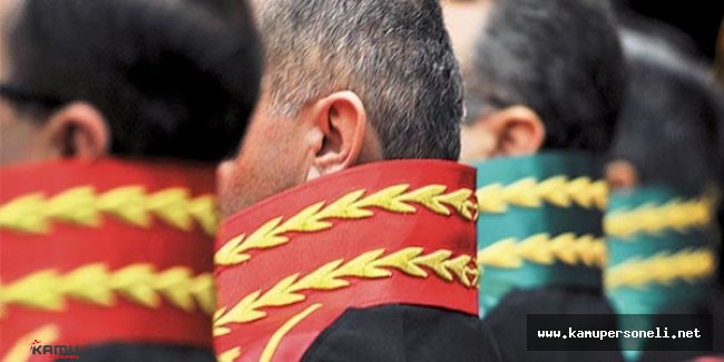 100 Aşkın Hakim ve Savcının Yeri Değişti