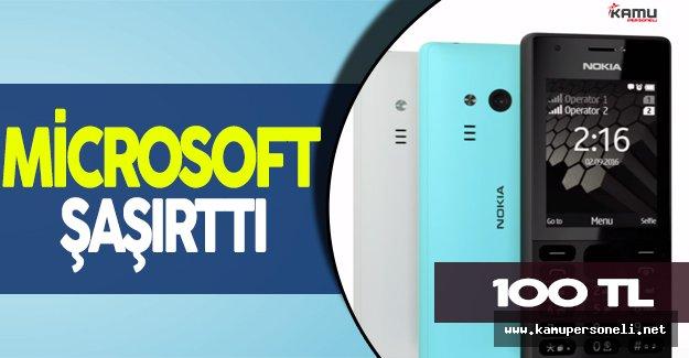 100 TL' lik Nokia 216 Görücüye Çıktı!