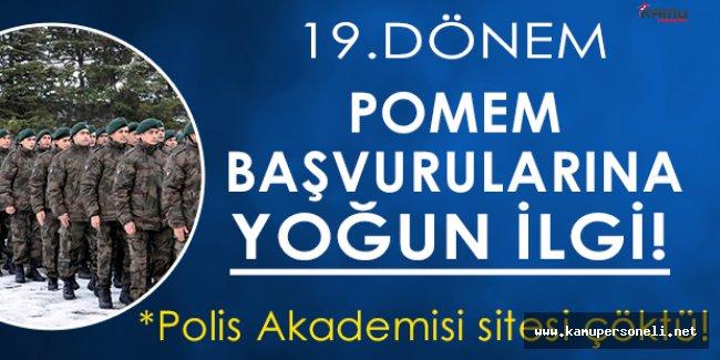 10 Bin Özel Harekat Polisi Başvurularına Yoğun İlgi: Polis Akademisi Sitesi Çöktü!