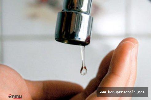 10 Mayıs Salı Günü 24 Saat Su Kesintisi Yaşanacak