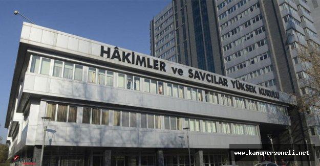 113 Hakim Savcı ve Yüksek Yargı Üyeleri Tutuklandı