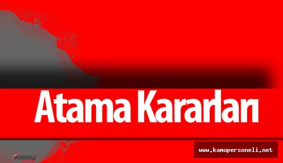 13 Mayıs Atama Kararları Resmi Gazete'de