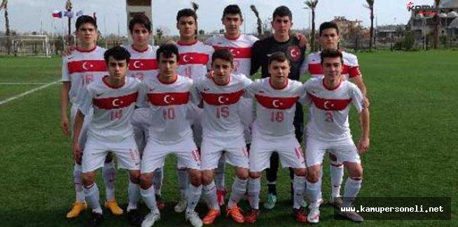 15 Yaş Altı Milli Futbol Takımı'nın Aday Kadrosu Açıklandı