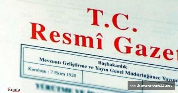 1 Temmuz Bakanlıklara Ait Atama Kararları Resmi Gazete'de