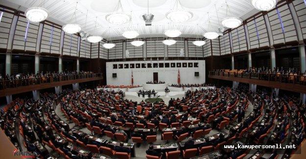 2015 Yılı Kesin Hesap Kanun Tasarısı Meclis'te