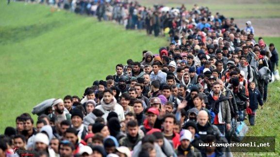 2015 Yılında Sığınmacıların Sayısı 65 Milyona Ulaştı