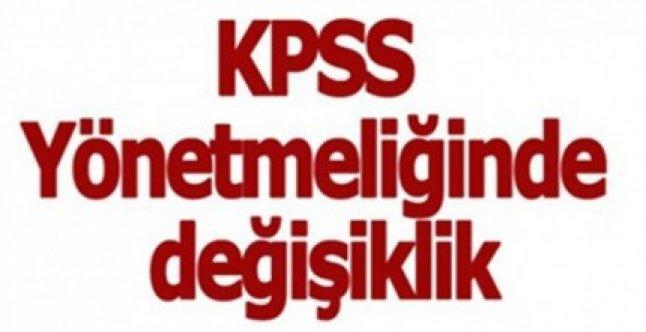 Devlet Personel Başkanlığı KPSS Yönetmeliği Hakkında Açıklamalarda Bulundu