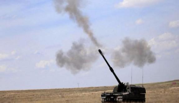 TSK'dan YPG'ye operasyon