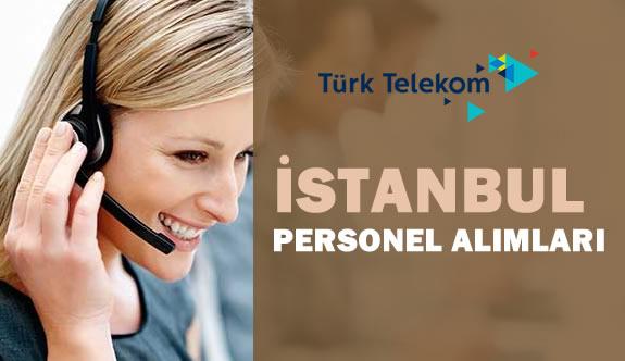 2016 Türk Telekom İstanbul Personel  Alımları