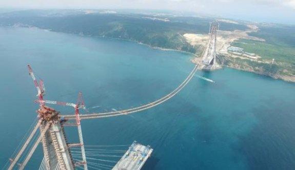 3. Köprü Para Basacak Hazine Rahatlayacak