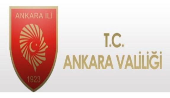 Ankara Valiliğinden İstiklal Marşının Kabulü Mesajı