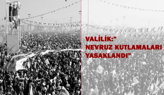 """Ankara Valiliği """"Nevruz Kutlamaları Yasak"""""""