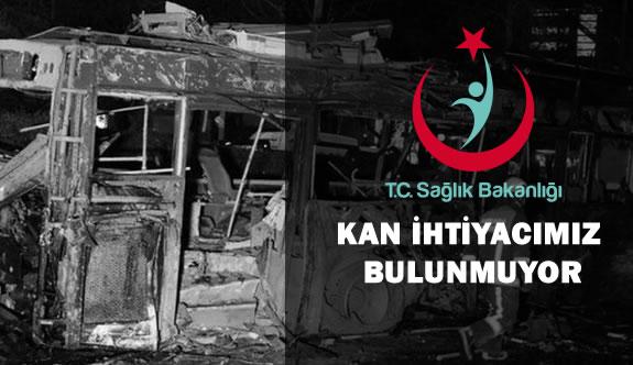 """""""Ankara Yaralıları için Kan İhtiyacı Var"""" Haberleri Gerçek Değil"""