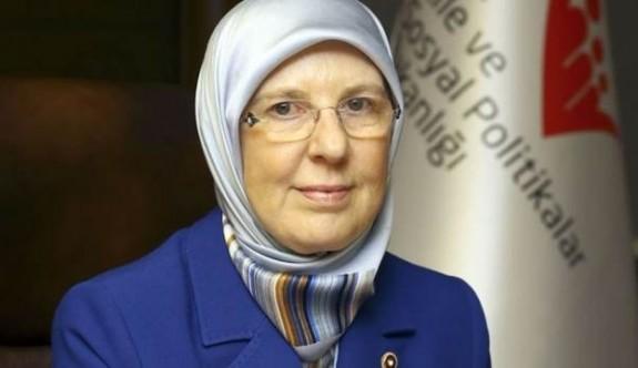 Bakan Ramazanoğlu Dünya Kadınlar Günü Mesajı Yayınladı