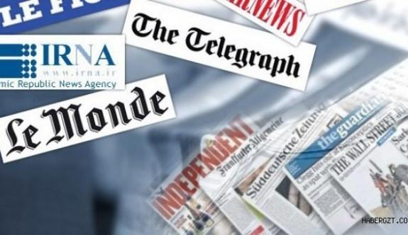 Dünya Medyasından Ankara Patlaması