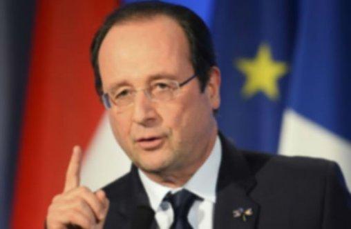 Fransa Cumhurbaşkanı Hollande Mülteciler için 'Türkiyeile işbirliği yapmalıyız'