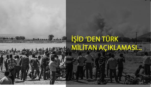 İşid'in Türk Militanı Irak'ta Saldırı Düzenledi