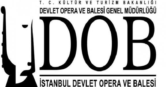 İstanbul Devlet Opera Ve Balesi Müdürlüğü 1 Sanatçı Alacak