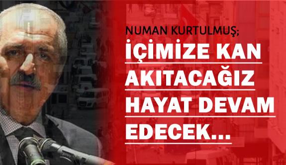 İstiklal'de Patlama Sonrası HDP'ye Çağrı