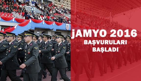 Jandarma Astsubay Meslek Yüksek Okulu (JAMYO) Başvurular Başladı