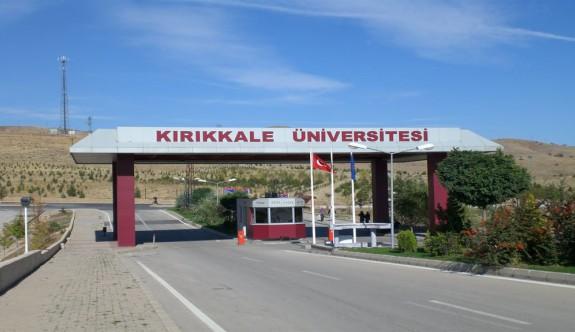 Kırıkkale Üniversitesi Akademik Personel Alımı Gerçekleştiriyor.